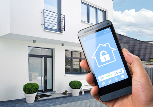 Home automation systems can be upgraded in the future.