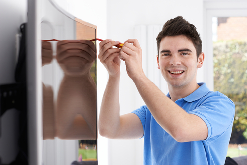 Check for the credentials of home automation installers before hiring them.