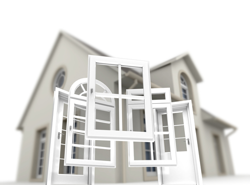 Vinyl windows are manufactured to the highest standards.